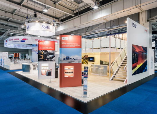 Booth-Construction-Hannover-SSAB